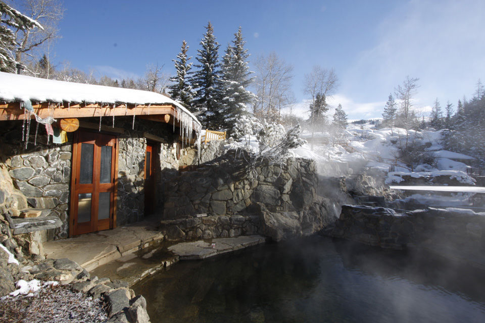 Strawberry Park Natural Hot Springs