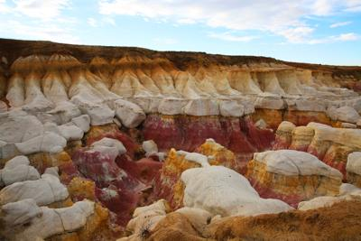 What's Really Up with the Paint Mines Interpretive Park?