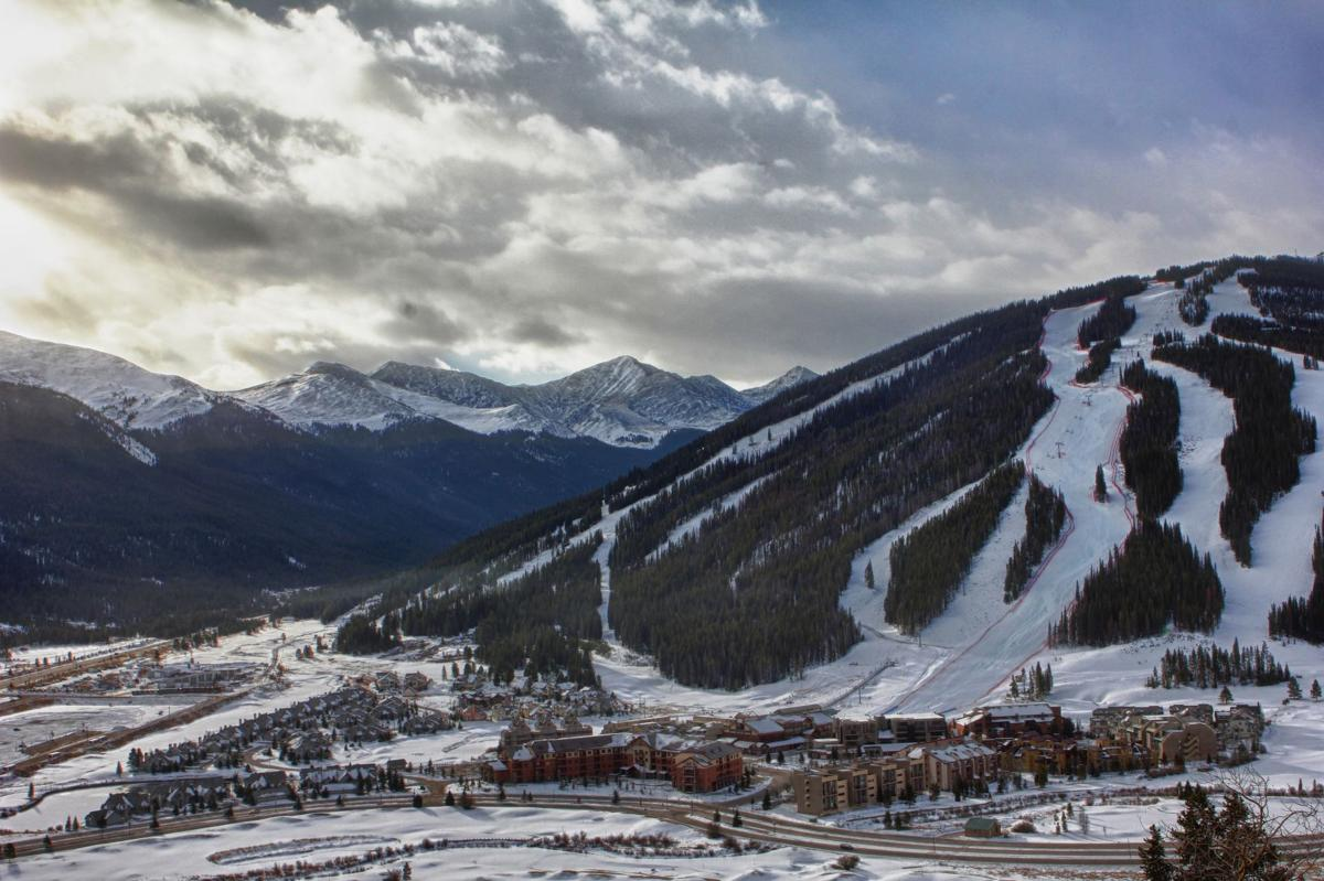 The 5 Easiest Places to Ski in Colorado