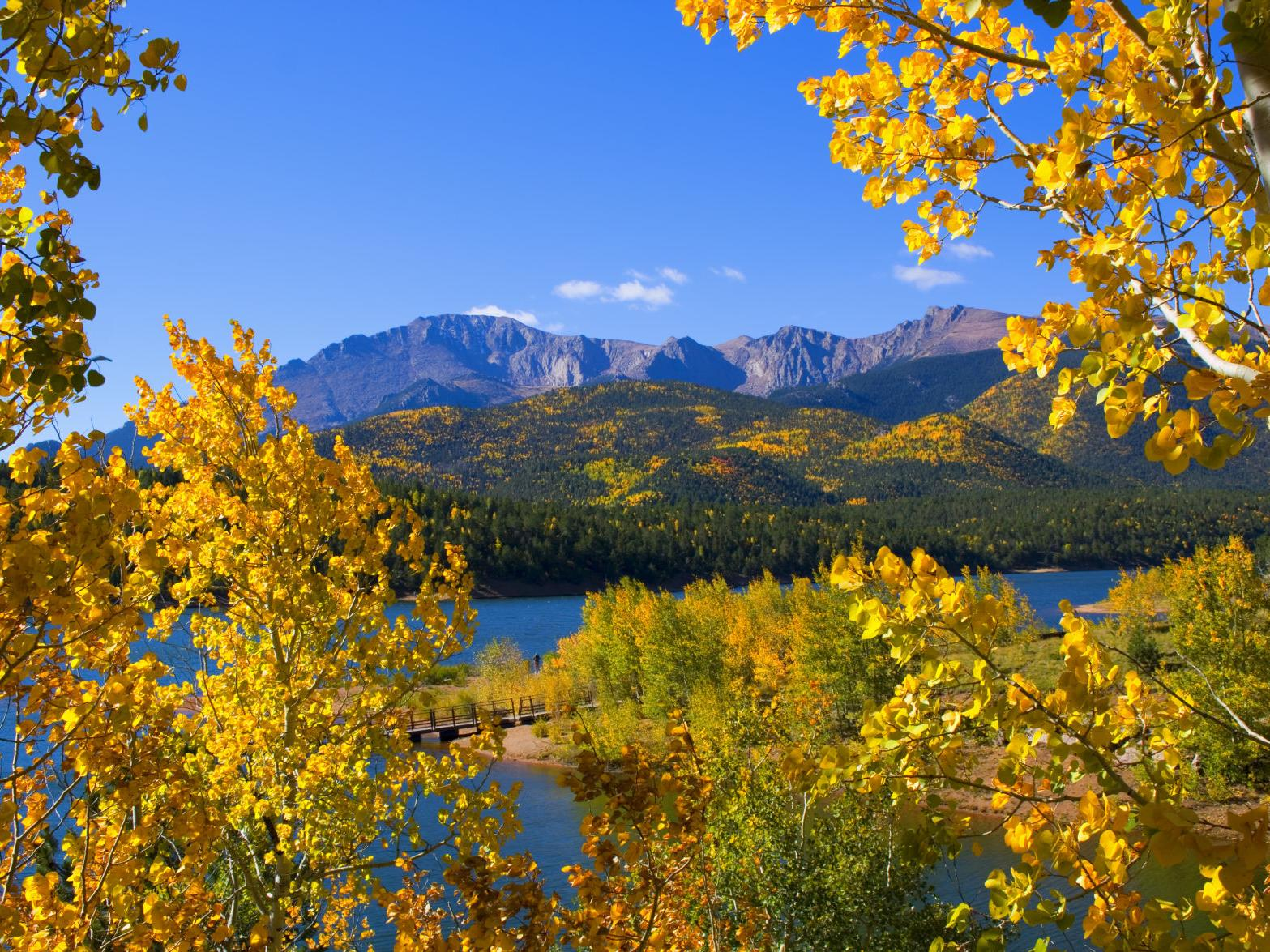 10 Unique Ways To Enjoy Fall Foliage In The Pikes Peak Region Outthere Colorado