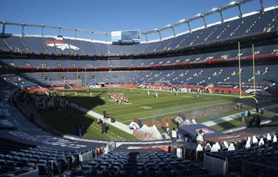 Empower Field at Mile High. Photo Courtesy of The Gazette.