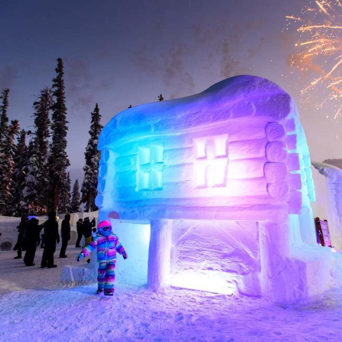 World's Largest Snow Fort Bringing Fun to Colorado Ski Resort | OutThere  Colorado