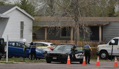 Canterbury Manufactured Home Community Shooting (Photo) Credit Jerilee Bennett, The Gazette