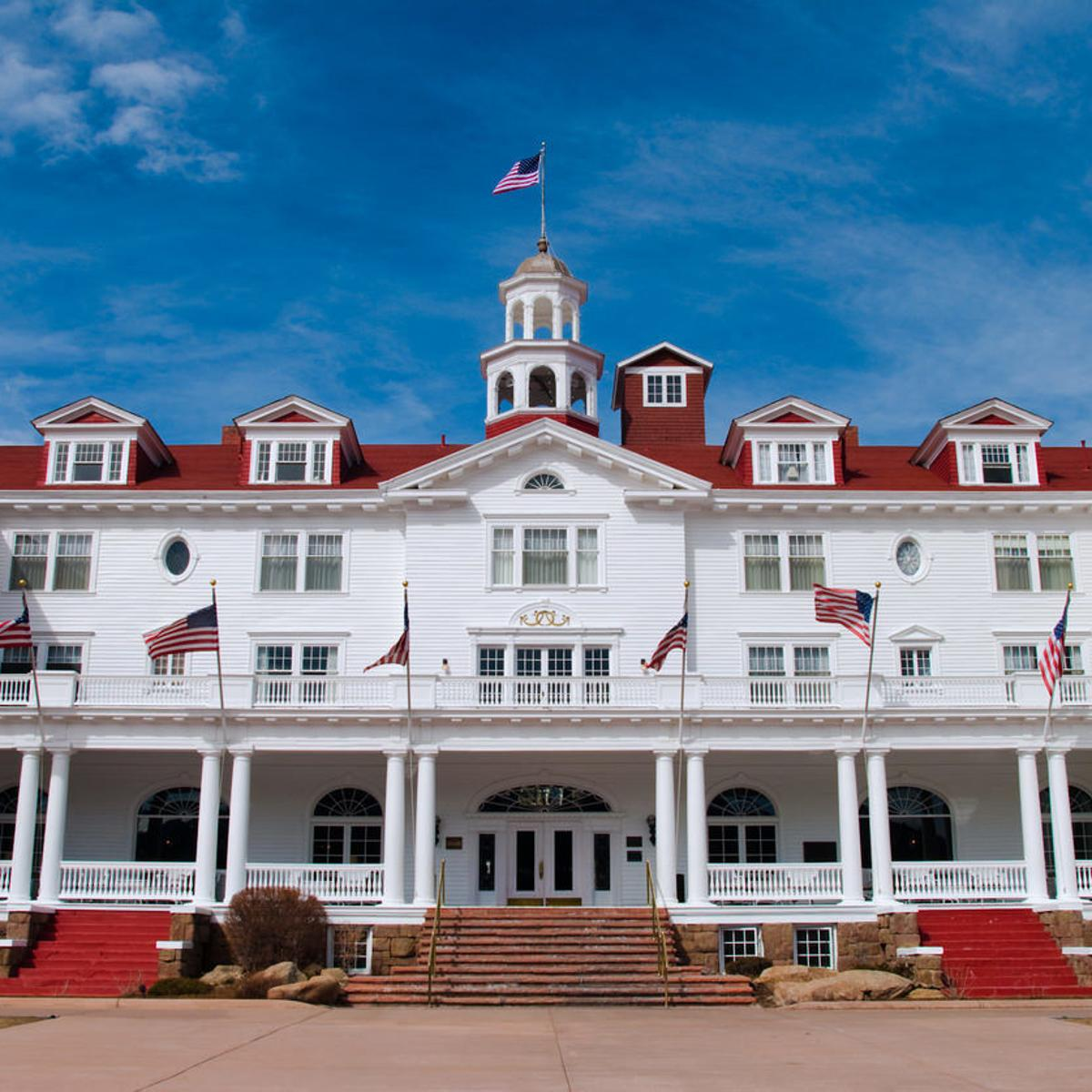 """Stanley Hotel Halloween 2020 The Stanley Hotel's """"Shining Ball"""" returns to Colorado this"""