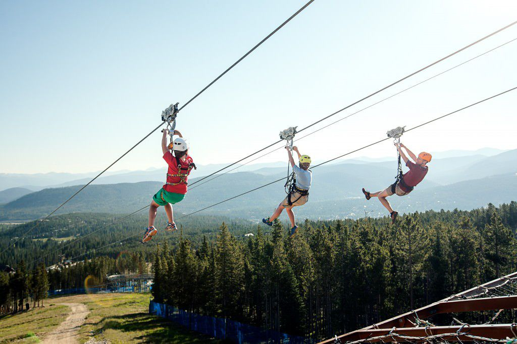 Looking For A Thrill Try A Colorado Zip Line Outthere Colorado
