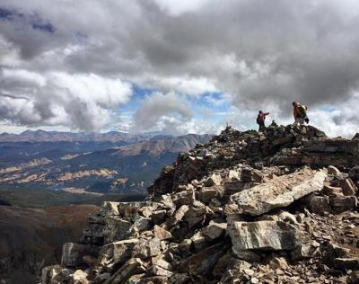 Quandary Peak. Photo Credit: Spencer McKee; OutThere Colorado.