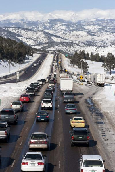 10 types of drivers you'll encounter on I-70 in Colorado