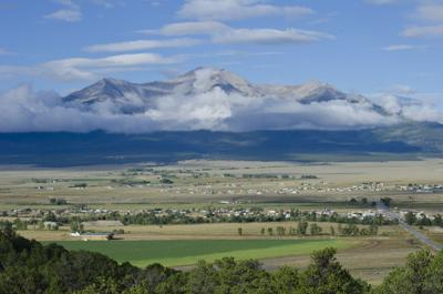 Mount Princeton and Ring of Clouds Photo Credit: chapin31 (iStock)