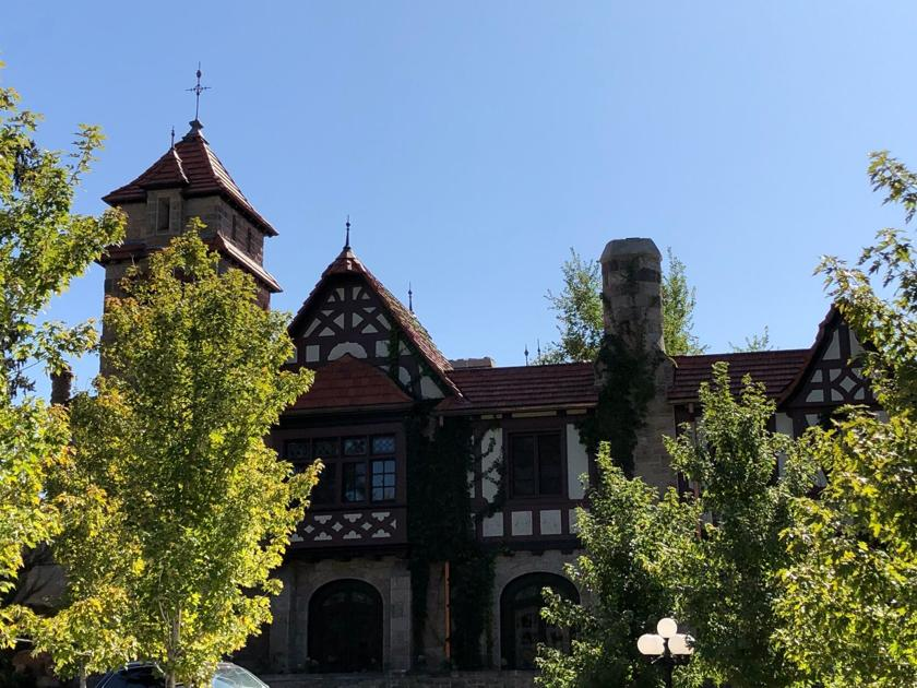 Denver's 19th century castle comes with a dark and spooky past | OutThere Colorado