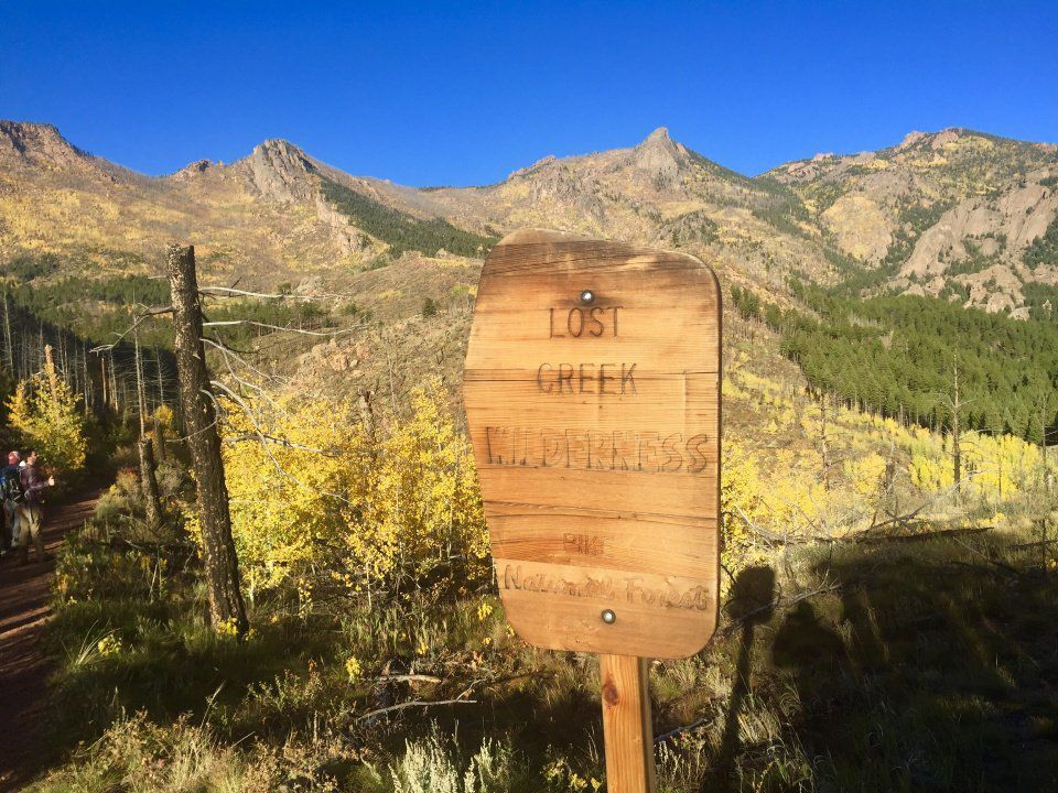 The miracle of Colorado's Lost Creek Wilderness