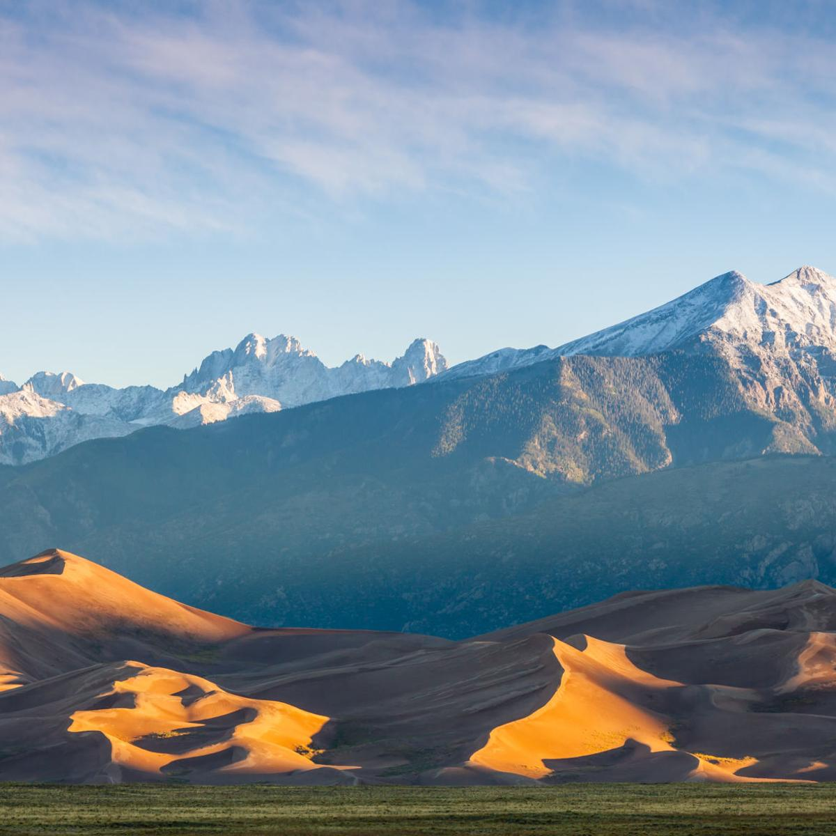By The Numbers Great Sand Dunes National Park Outthere Colorado