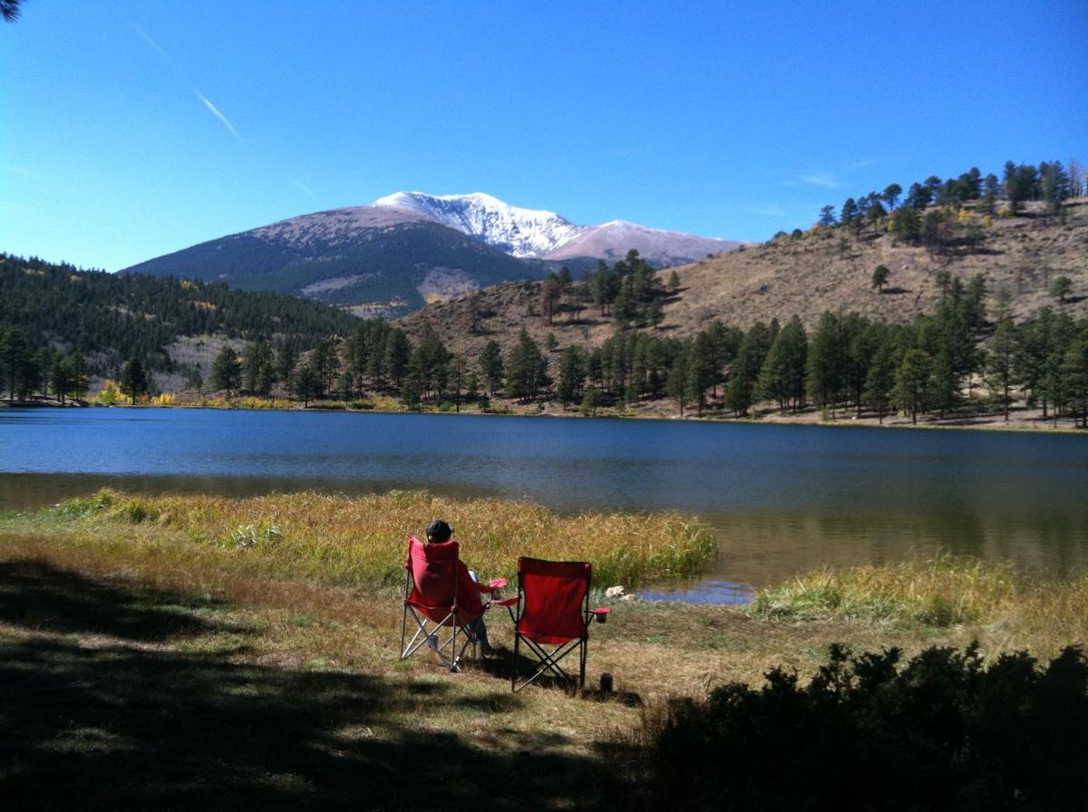 O'Haver Lake Campground | OutThere Colorado