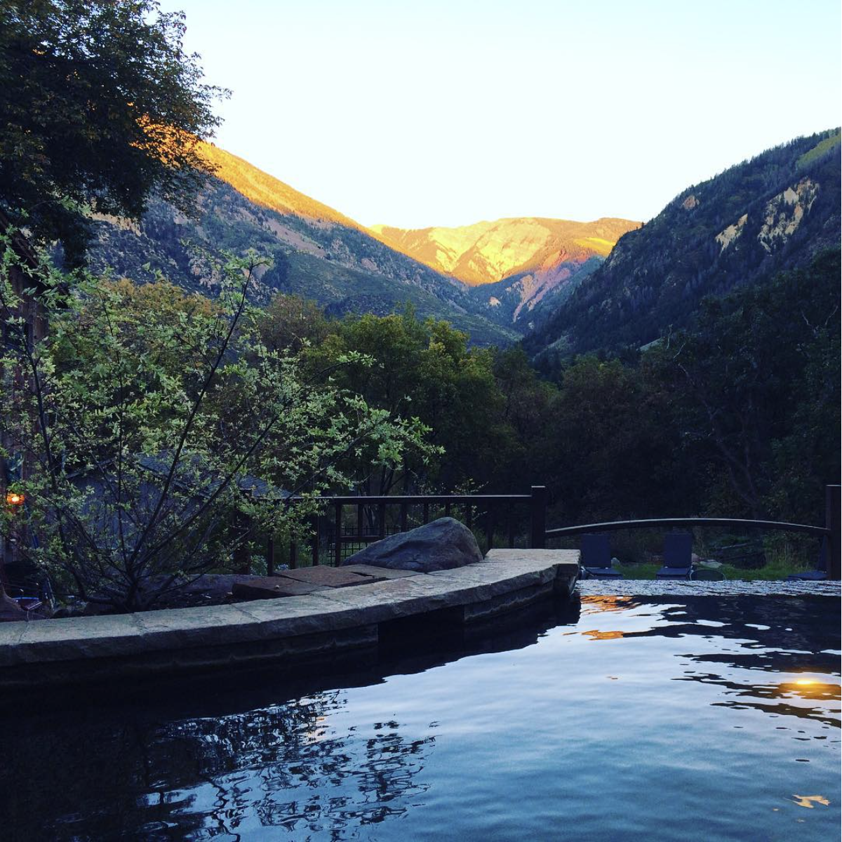 Avalanche Hot Springs