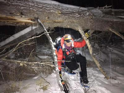 Photo: Chaffee County Search and Rescue - South.
