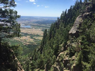 Human remains found in Mount Herman area outside of Colorado Springs