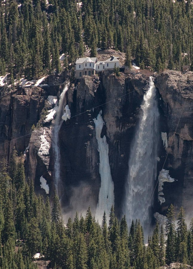 Colorado's Tallest Waterfall