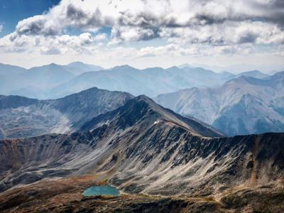 Retired NASA astronaut rescued after falling 500 feet on Colorado 14er