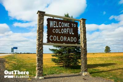 How Many Welcome to Colorful Colorado Signs Are There?