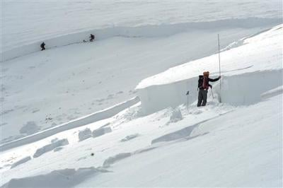 70+ avalanches in May show that slide risk still exists in Colorado