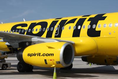 Photo Courtesy of Spirit Airlines.