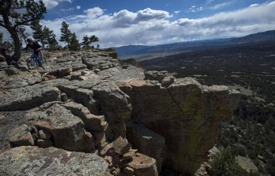 Gnarly, controversial trail coming to Cañon City will feature nearly 2,000 feet of elevation gain
