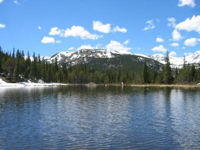 Lost Lake (Photo) Credit laurascudder (Flickr)