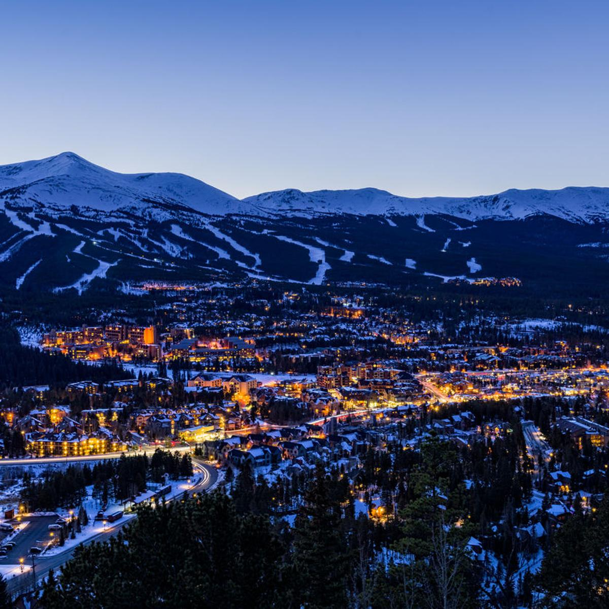 4 feet of snow sets record at Breckenridge Ski Resort   OutThere Colorado - USA Vacations in december