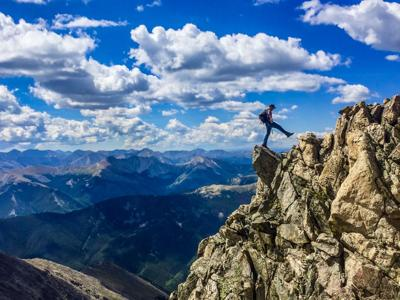 How to prepare for your first fourteener climb of the season in Colorado
