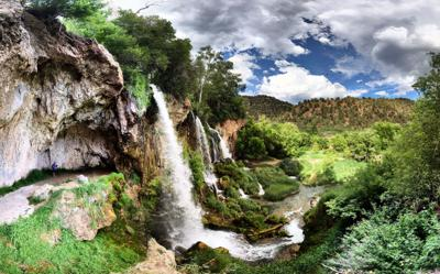 """10 """"Drive-to"""" Waterfalls in Colorado"""
