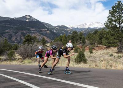 Thousands turn out for joint Motorless Morning, Earth Day at Garden of the Gods