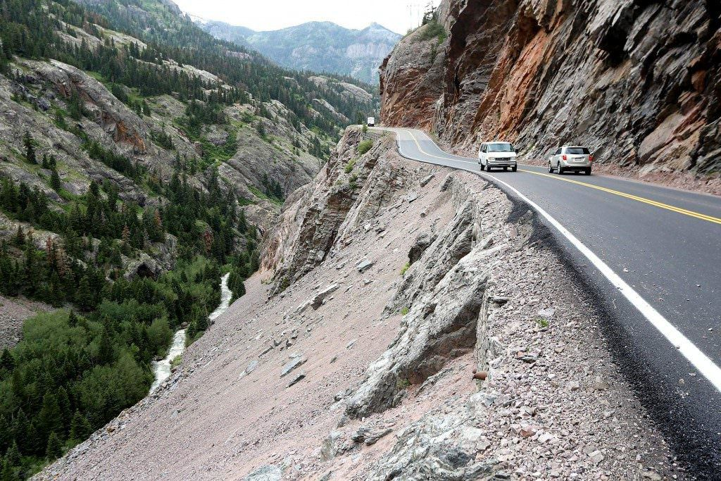 Traffic By The Numbers On 11 of Colorado's Most Iconic Roads