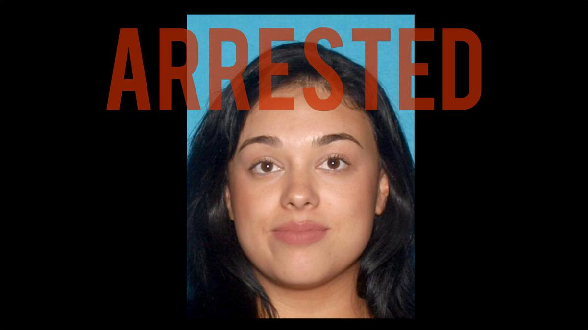 Image courtesy of Las Vegas Metro Police Department. Watermark reading 'ARRESTED' was included on original image.