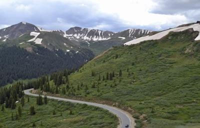 Independence Pass (Photo) Credit OutThere Colorado file photo
