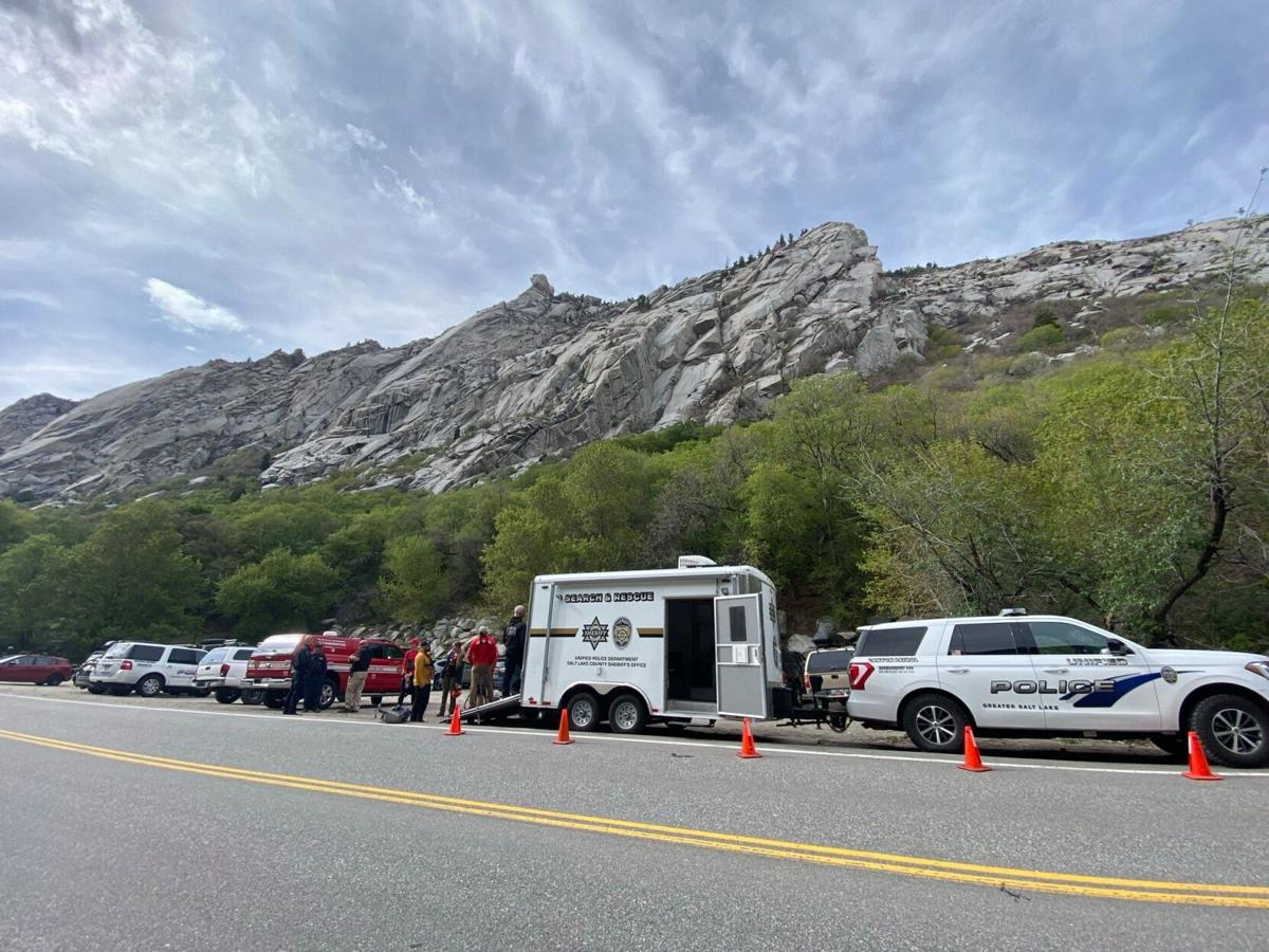 Salt Lake County Sheriff's Search and Rescue (SLCOSAR).