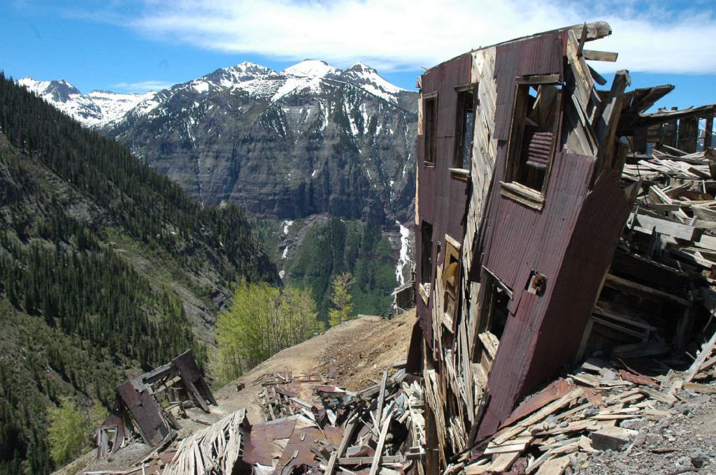 Colorado's Richest Ghost Town