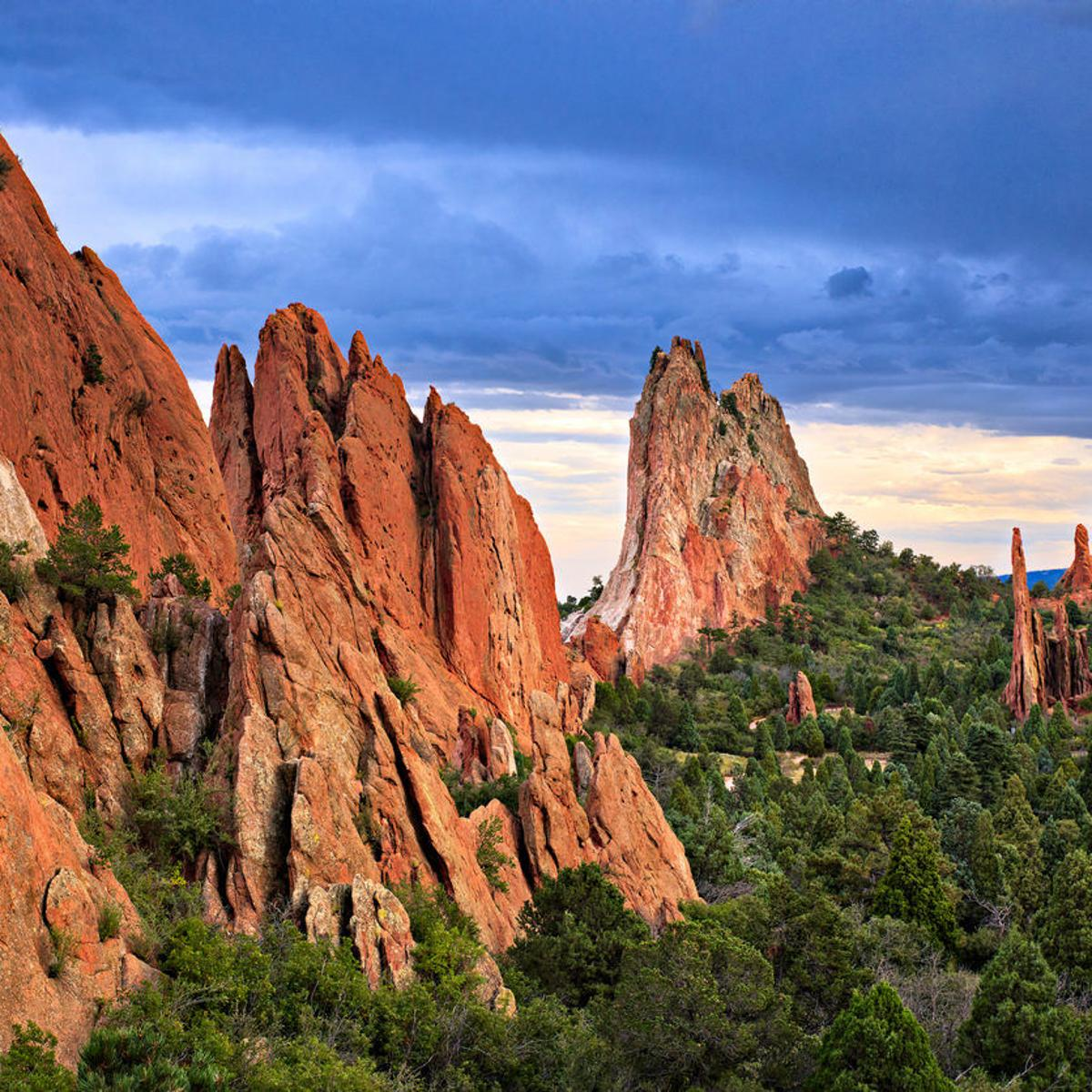 9 Things To Do At Garden Of The Gods Outthere Colorado
