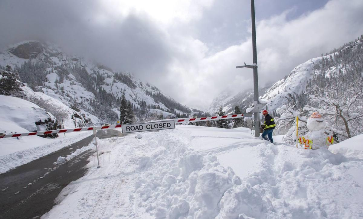 What it's like to plow Colorado's most dangerous highway