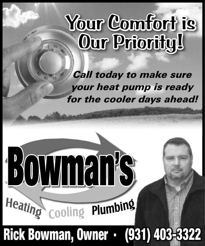 Bowman's Heating and Cooling