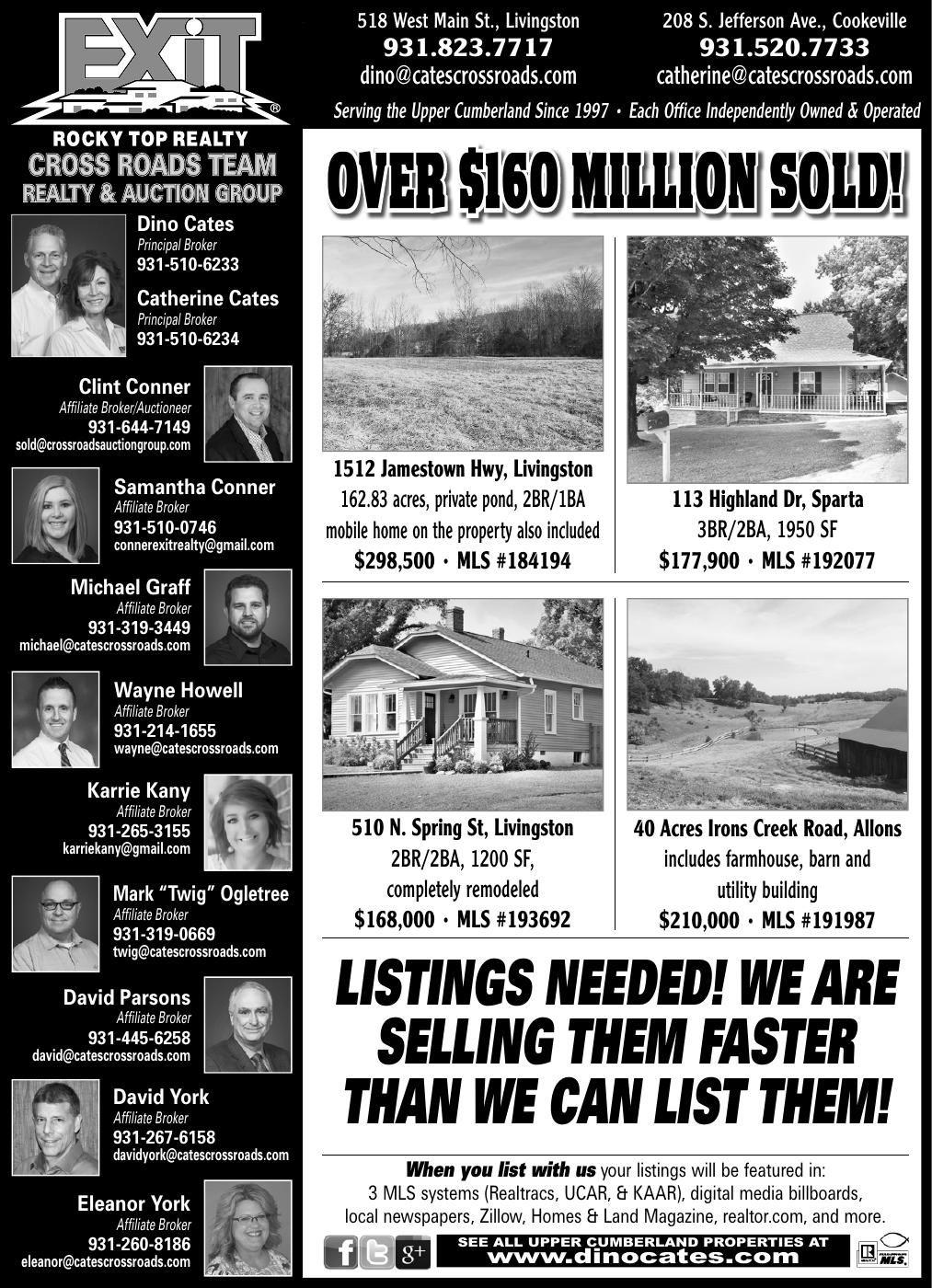 Exit Auction
