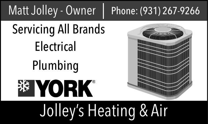 Jolley's Heating & Cooling