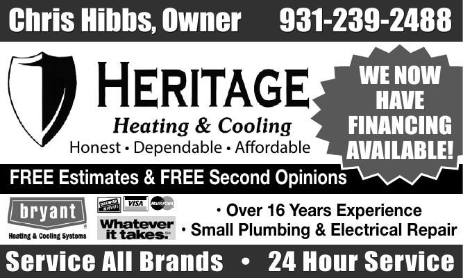 Pdf Heritage Heating And Cooling