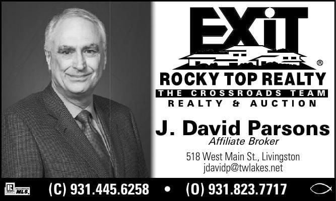 Exit Rocky Top Realty: David Parsons