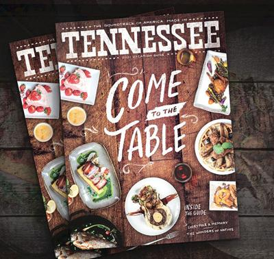 New Tennessee vacation guide now available