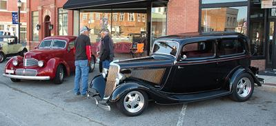 Overton County Cruise-In to be held on square Saturday
