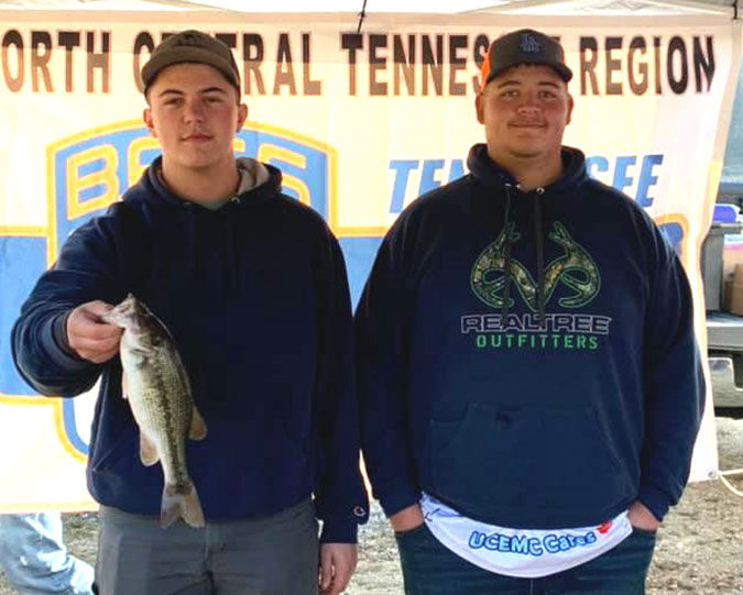 LA Anglers compete recently on Center Hill Lake