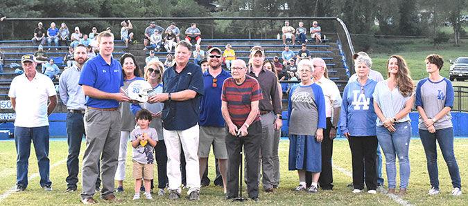 Livingston Academy Football Hall of Fame