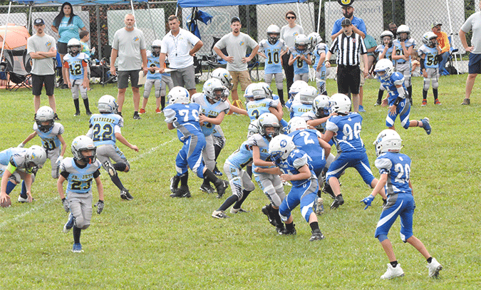 OC Outlaws face off against Cumberland County Jets