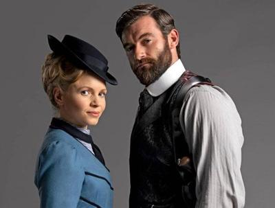 """""""Miss Scarlet and the Duke"""" to air Sunday on WCTE"""