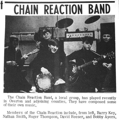 53 years ago in Overton County News May 2, 1968