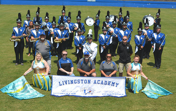Spirit of the Wildcats band keeps marching along